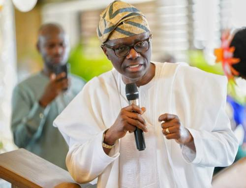 Sanwo-Olu reveals plans to upgrade AOCOED to a university