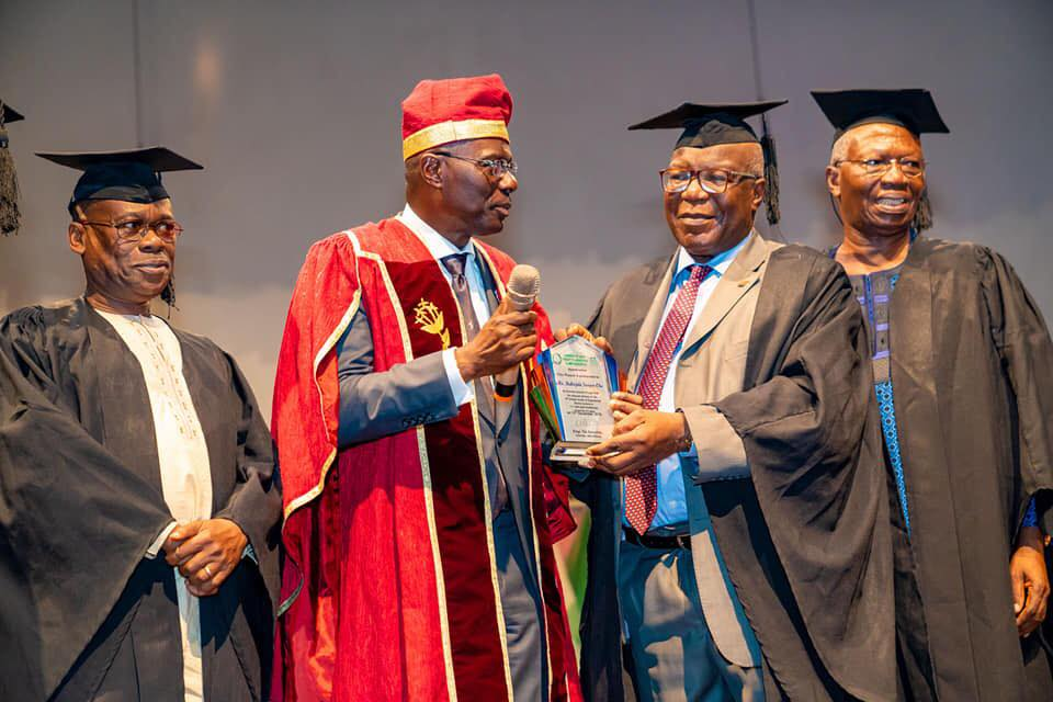 'No meaningful growth without professionals taking part in politics' – Sanwo-Olu