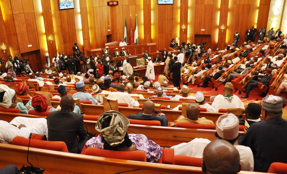 Senate seeks N2.1tr for Constituency projects