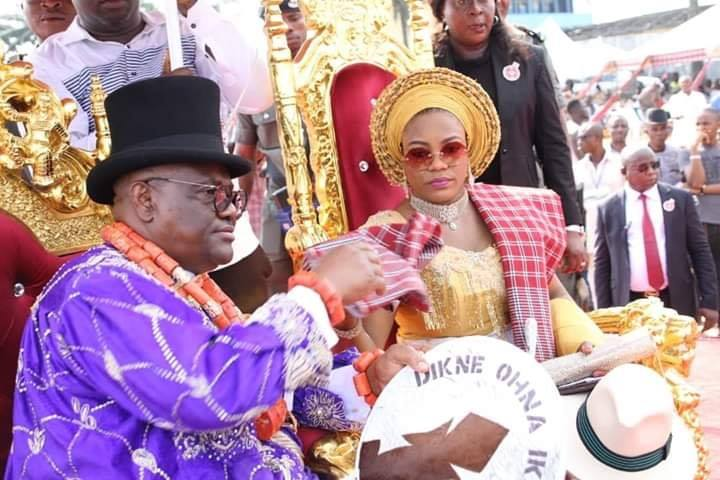 Ikwerre grand reception as Governors,lawmakers and others honour Wike
