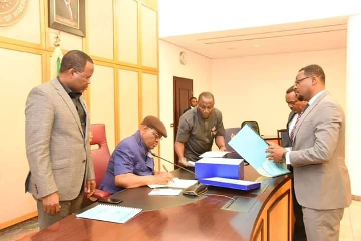 Wike signs Rivers State 2020 budget into law