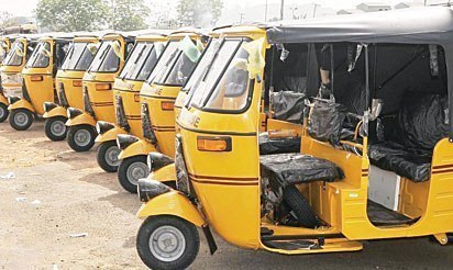 Lagos to ban the operation of Okada and Keke in the State