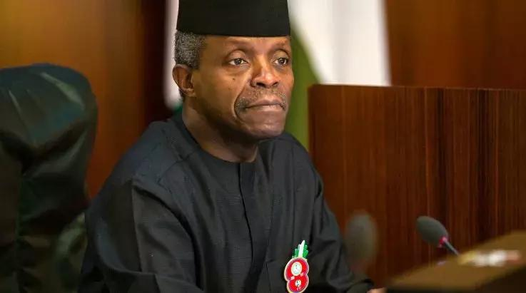 We wrote APC manifesto at Pat Utomi's house, says Osinbajo