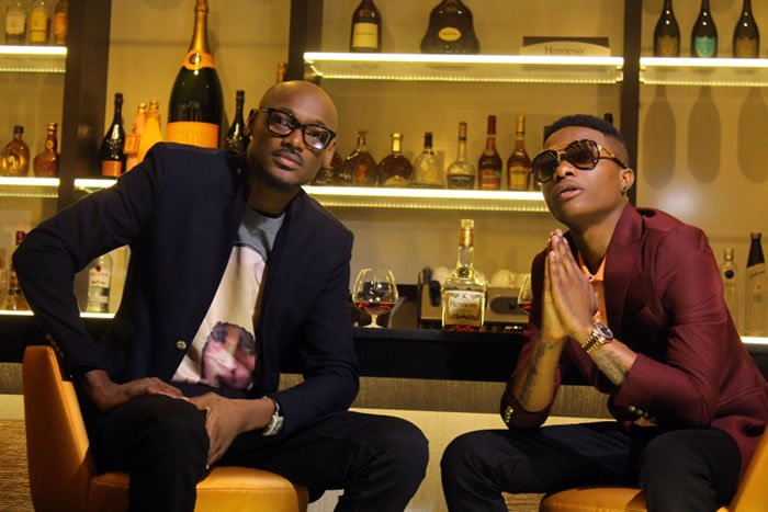 Wizkid is the legend of his generation – 2baba hails singer