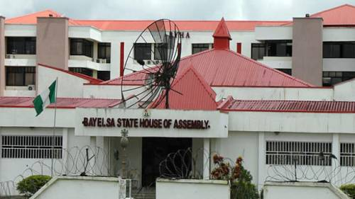 Bayelsa gets new speaker, principal officers