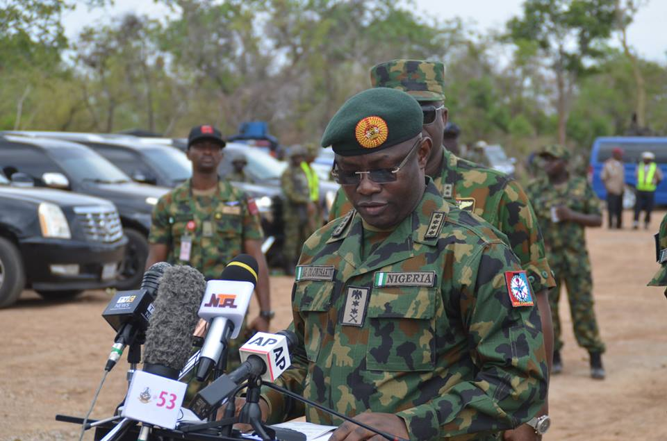 Defence Headquarters orders the investigation of the killing of 4 soldiers in Bayelsa