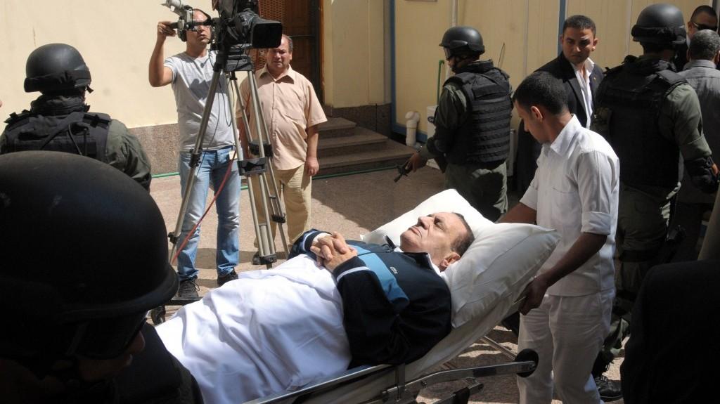 Buhari mourns Former Egyptian leader,Hosni Mubarak