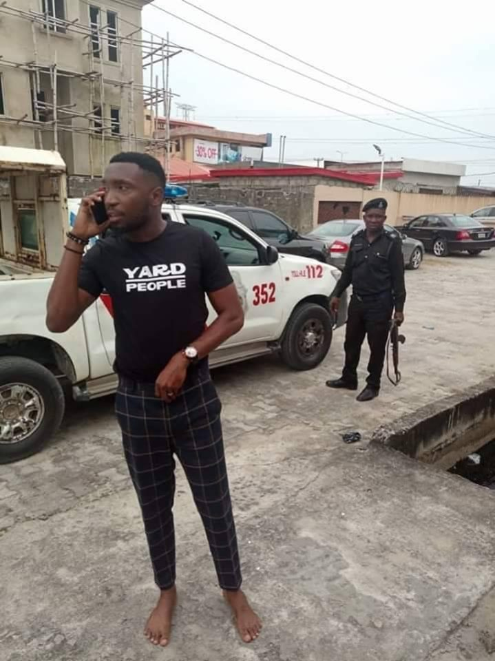 Timi Dakolo now SA on entertainment to Bayelsa Government