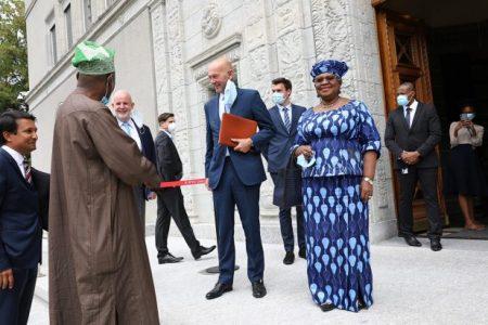 WTO: Okonjo Iweala makes it to next round