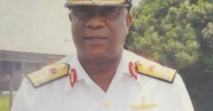 Admiral Aikhomu dies from 'COVID' complications