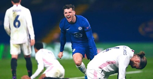 Champions League: Chelsea defeats Real Madrid, to face Man City in an all English final