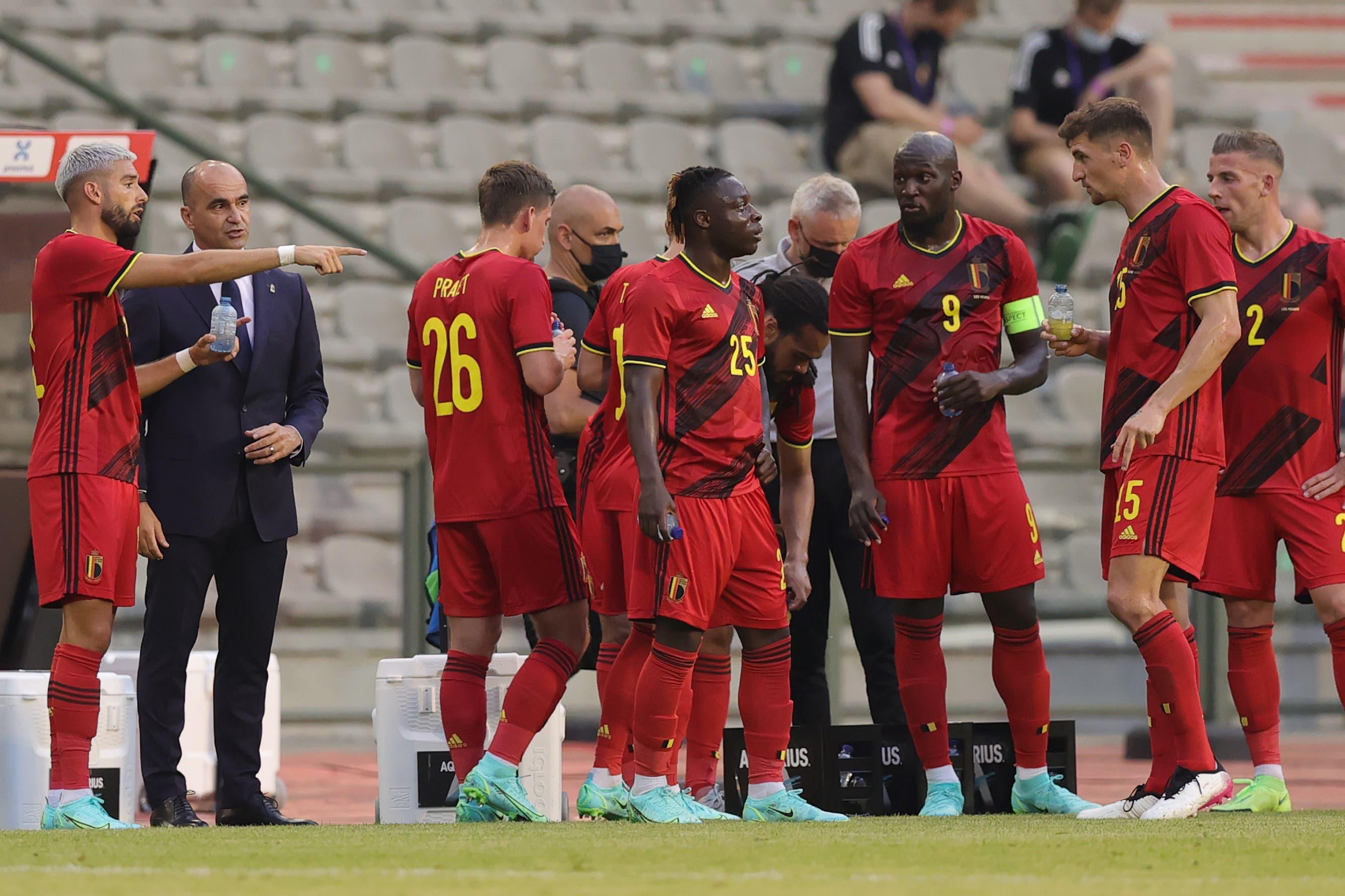 Belgium 3-0 Russia: Romelu Lukaku fires Red Devils to victory in Euros opener