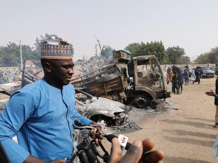 Army Battle Bandits In Niger, Kill 15