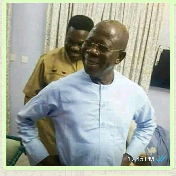 Return Oshiomhole to Resolve APC's Controversies, Says Ogala